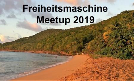 Freiheitsmaschine Meetup 2019