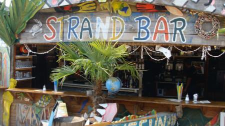 strandbar okercabana