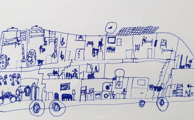 Freiheitsbus - Magic Bus - Freiheitsmaschine