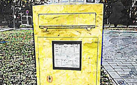 Postbote als angehender Millionär aber desillusioniert