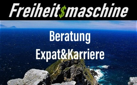 Beratung Expat Karriere Freiheitsmaschine Coaching Consulting