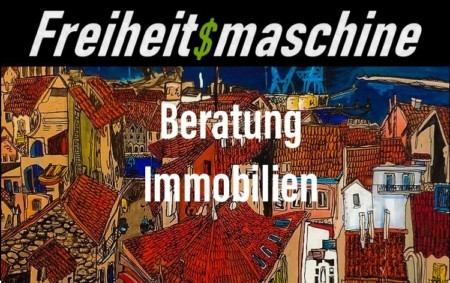 Beratung Immobilien Coaching Consulting Freiheitsmaschine