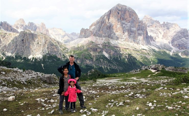 Millionär Interview 29 Karsten Jeske Reise Familie Berge