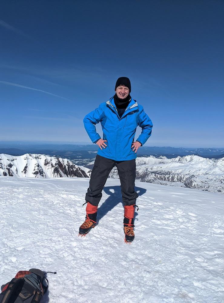 Millionär Interview 29 Karsten Jeske Auf dem Berg
