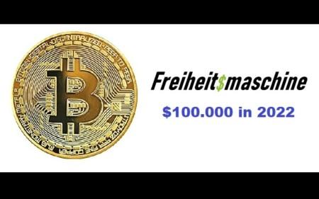 Bitcoin 100000 Euro in 2022 Preisexplosion