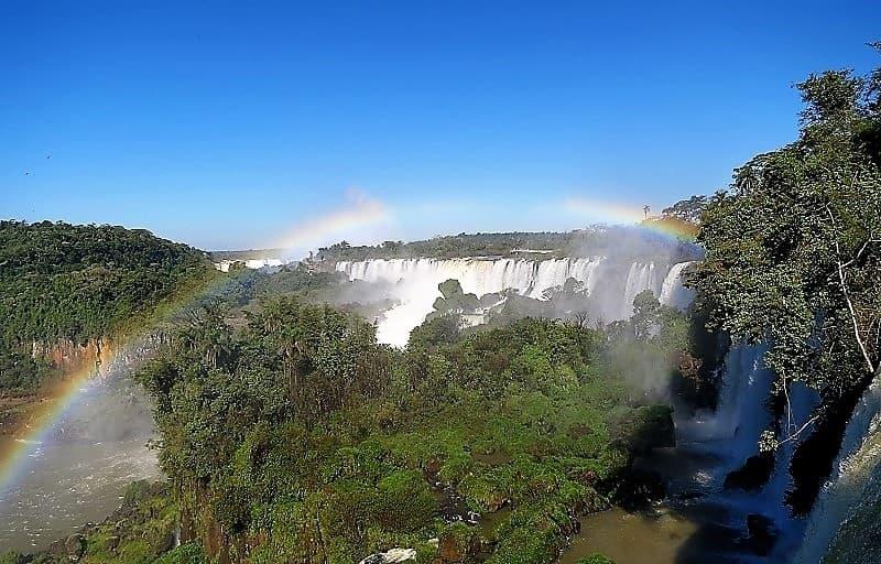 Iguazu Wasserfälle Argentinien Millionär Interview