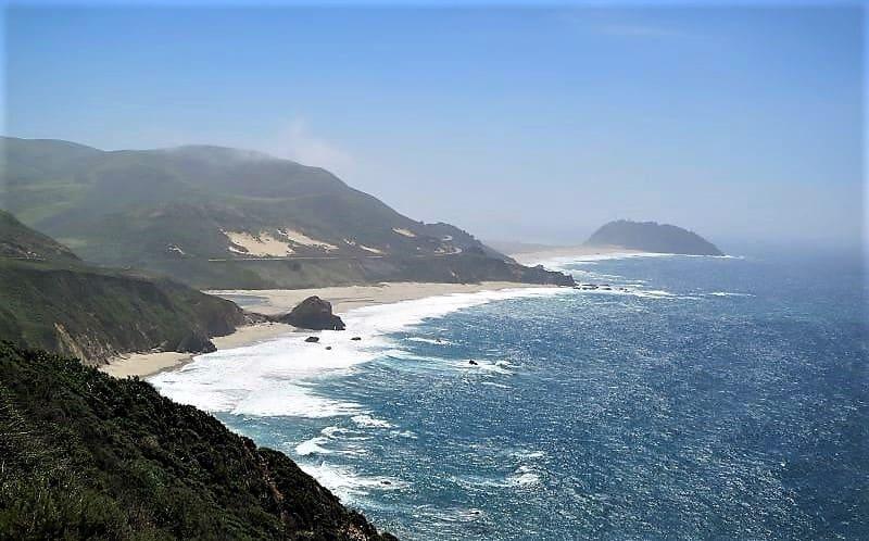 Highway Nr1 Kalifornien Millionär Reise