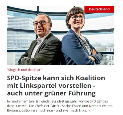 SPD Linkspartei