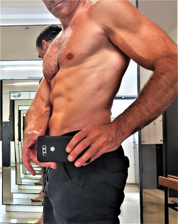 Maschinist 13% Körperfett