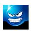 {blue}:evil: